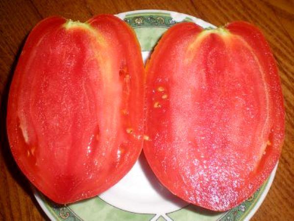помидоры сорта Розовый фламинго