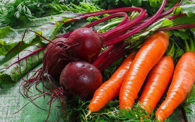 уборка овощей