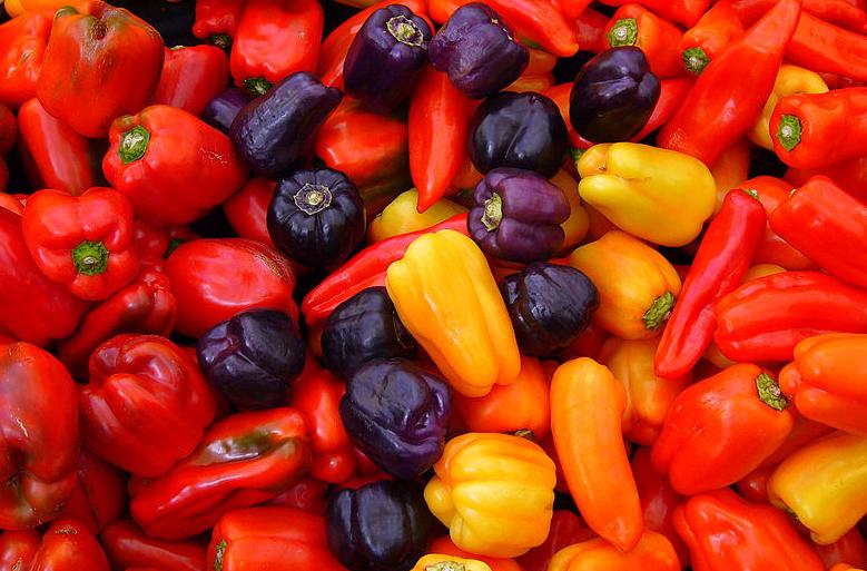Перец Анастасия: неприхотливые сорта сладкого перца