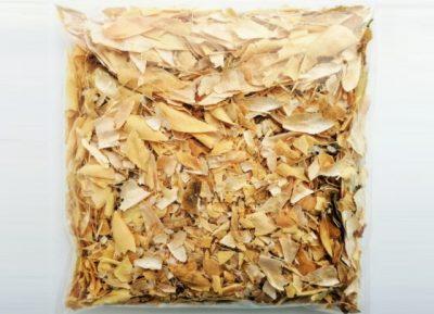 izmelchennye stvorki-fasoli