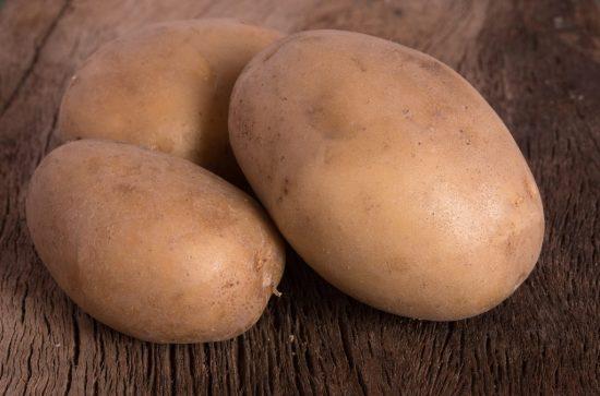 сорт картофеля вектор