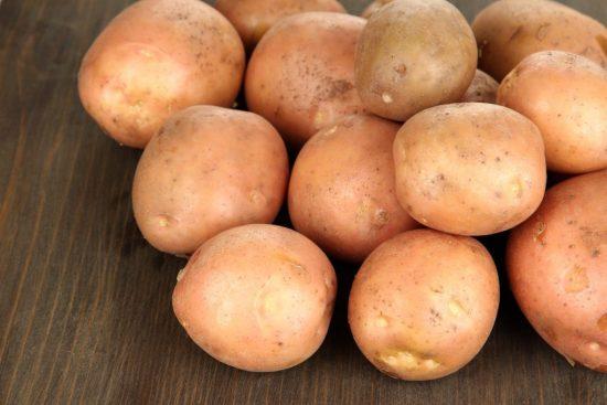 Сорт картофеля ирбитский
