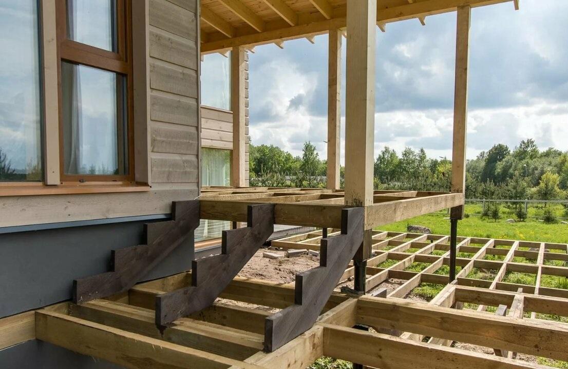пояс деревянная терраса к дому своими руками фото родилась выросла минске