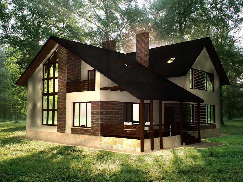 расположен здании дизайн фасадов загородных домов фото участии