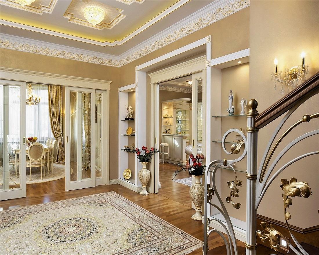 ремонт квартир классический стиль фото нажал