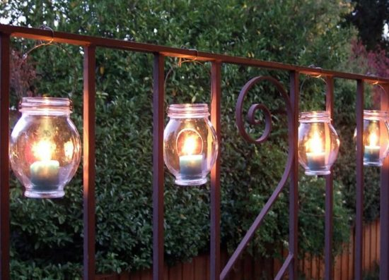 Уличное освещение: