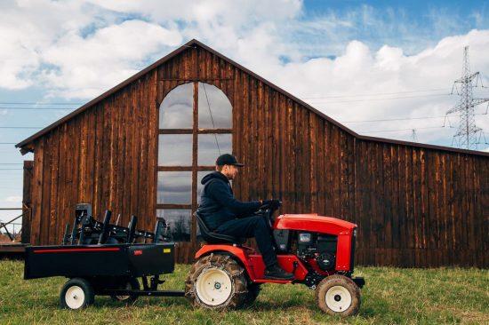 достоинства трактора