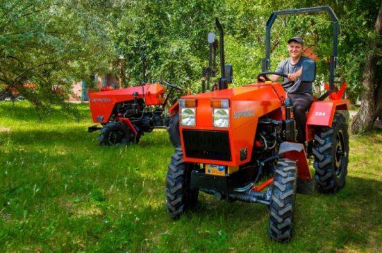 выбор трактора