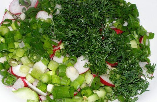 приправа к салату