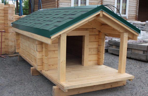 Будка для собаки своими руками: фото, видео, чертежи, пошаговая инструкция