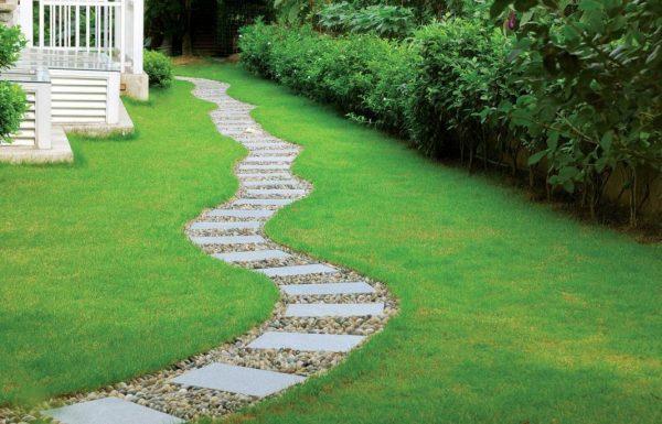 Как сделать садовые дорожки своими руками: простые и экономные способы, пошаговая инструкция