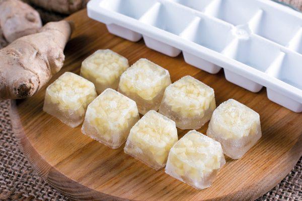 Можно ли заморозить имбирь для хранения: полезные свойства, как заморозить в домашних условиях