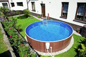 бассейн своими руками